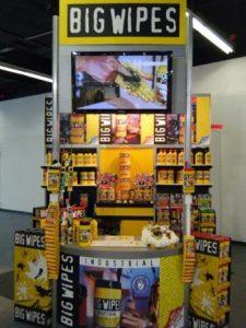 ISH 2013 HVAC Exhibition in Frankfurt with Big Wipes
