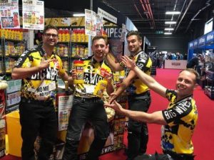 ELEX show - Big Wipes the Big Attraction in Manchester (2)