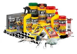Jewson Trade Day 2013 - Big event with Big Wipes industrial range