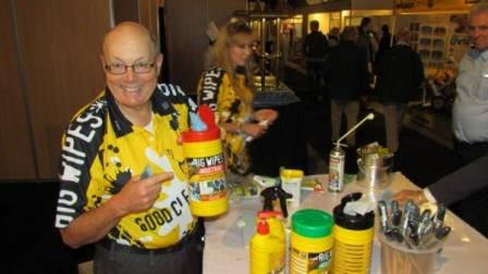 SGA Vakdagen Exhibition Show 2013 Big Wipes