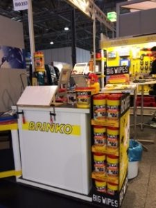 Aquatherm 2014 - Whirling and Waltzing with Big Wipes