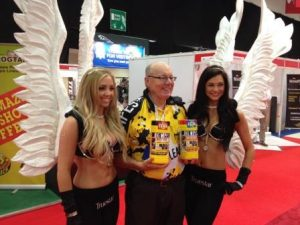 TruStar Girls and Big Wipes Paint Show 2013