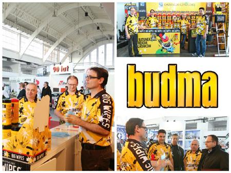 BUDMA Poland, Big Wipes stand