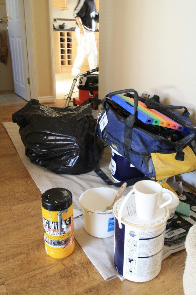 Are Big Wipes any good - a blog by GS Decorating Multi Purpose tub
