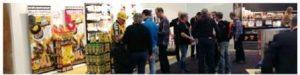 Nordsjoe Ide & Design show & Bolist trade show in Sweden