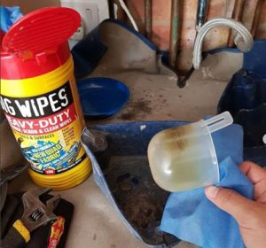 Most Valued Professions Plumbers Big Wipes