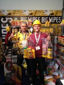 PHEX 2015 - Big Wipes had all (dirty) hands on the decks