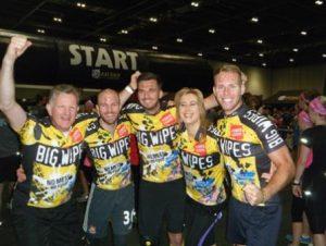 Rat Race Big Wipes Team