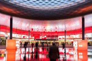 Swissbau 2016 - Big Wipes Exhibition Centre