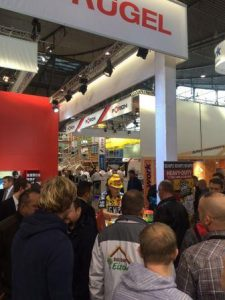 The DACH HOLZ International 2016 Show with Big Wipes