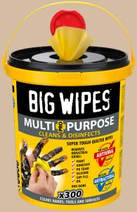 300 wipes bucket