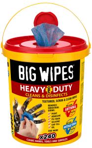 240 wipes bucket