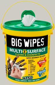 150 wipes bucket