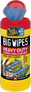 80 wipes tub