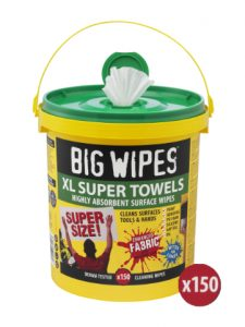 150 wipes bucket
