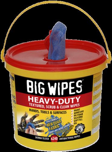 240 wipes Heavy-Duty Bucket