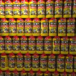 A wall of Big Wipes