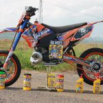 Big Wipes Best for Motorbike Care