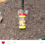 Big Wipes coming in really handy