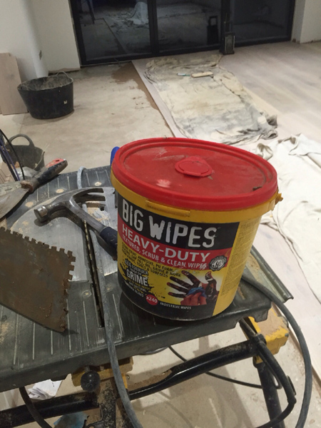 240 wipes Heavy-Duty Bucket Zero Cost Option