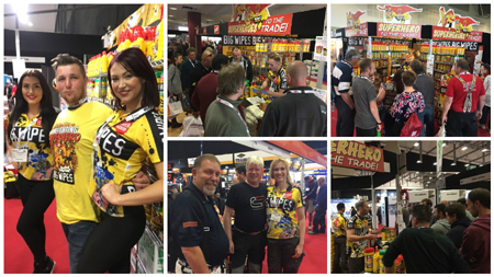 Big Wipes Toolfair Elex Show 2016 Collage