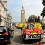 A brilliant photo of a BIG British Icon...