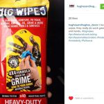 Hughes & Hughes Decor Love Big Wipes