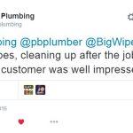 Parkes Plumbing Endorsement