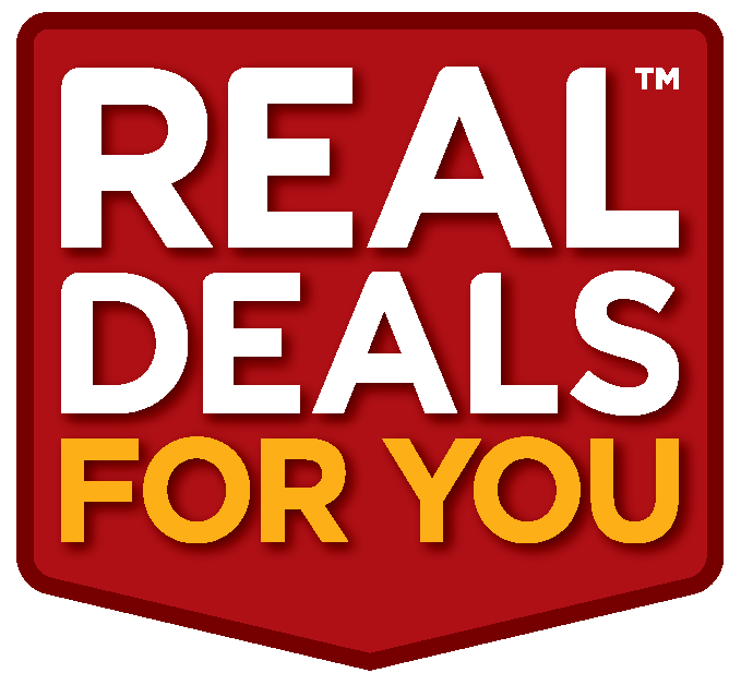 Real Deals For You Logo