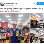 Grimefighting is high on the agenda at Reeds Wantage