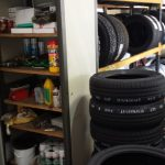 Never tyre of Big Wipes