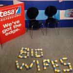 Tesa UK love Big Wipes