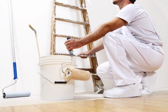 Painters and Decorators - Cleaning your most valuable tools
