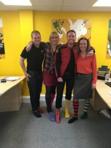 World Down Syndrome Day 2018 in the Big Wipes office