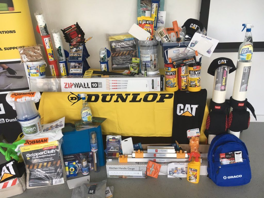 Multi-Skill Champion Competition with Dunlop
