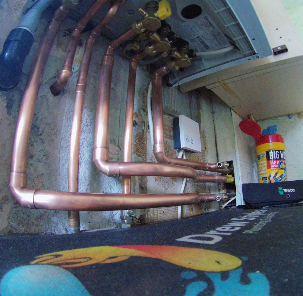 Heating and Plumbing Engineers Installer