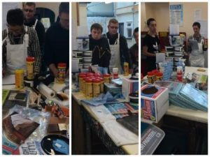 Lowestoft College hosts Wayne de Wet and Big Wipes
