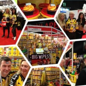 P&D Show 2013 - Painters and Decorators dig deep for Big Wipes
