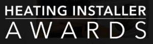 The Heating Installer Awards 2019 logo