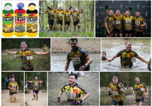 Big Wipes team runs like the wolf - Wolf Run 2018
