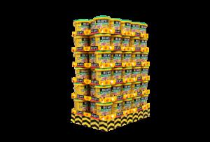 Multi-Surface buckets pallet
