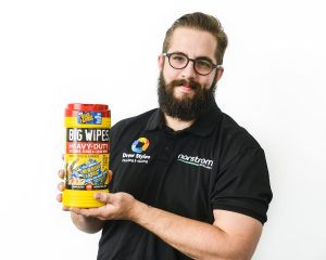 UK Plumber of the Year 2018 - Drew Styles 2017 Big Wipes