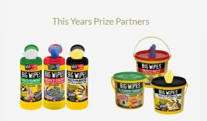 UK Plumber of the Year 2019 - Big Wipes sponsor prizes