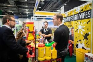 Homes UK 2019 Big Wipes