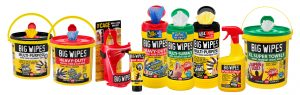 Who are Big Wipes, A propos de nous. uber uns