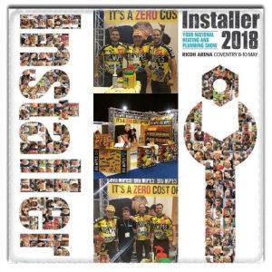 Big Wipes at Installer 2018