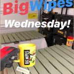 Big Wipes Wednesday