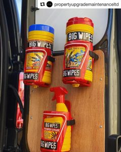 Property Upgrade Maintenance Big Wipes