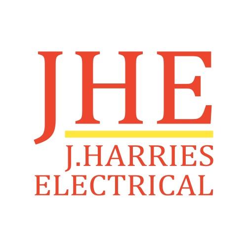 JHE Logo Square White