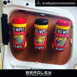 BradleyElectrical Big Wipes